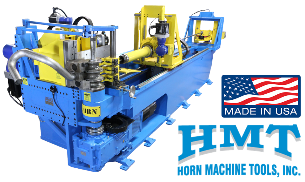 ALL electric CNC tube bender USA