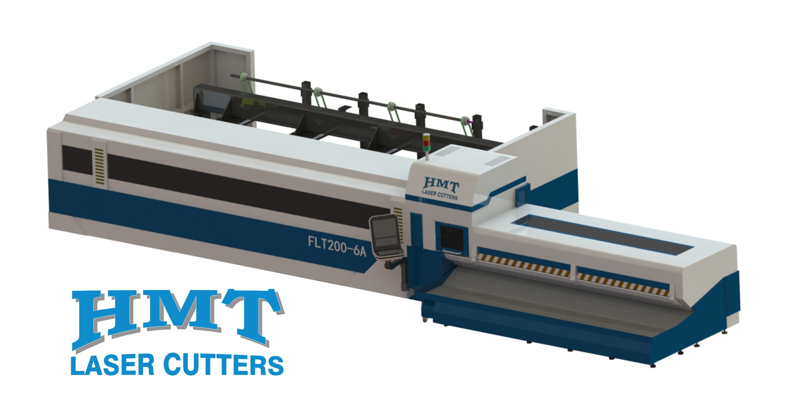 automatic laser tube cutting
