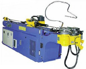 HORN Metric CNC Tube Bender Machines - All Electric