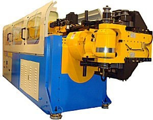 CNC45EMR rotating Head cnc tube bender Eturn Bi-directional