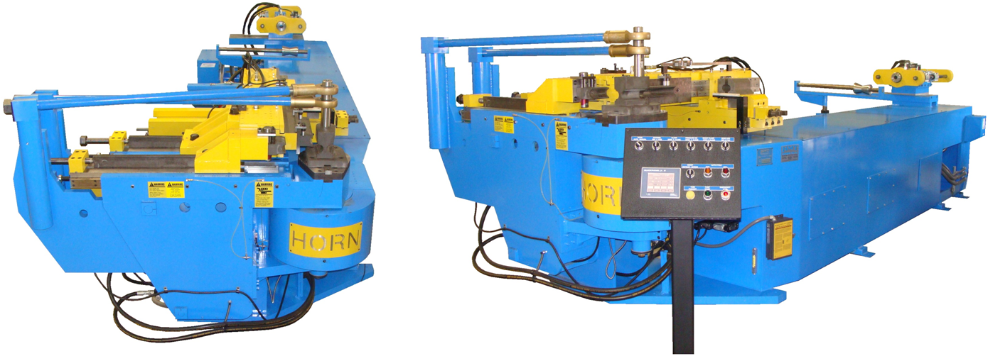 Boiler tube bender, booster bender, tight radisu, thick wall tube bender, 180 degree bender, return bend