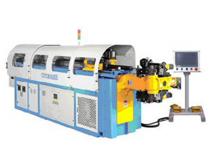 All Electric Tube bender, CNC30EMR Rotating Head CNC Tube Bender Eturn Bi-directional, left-right bending